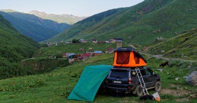 5 лучших направлений для путешествия с палаткой по Европе