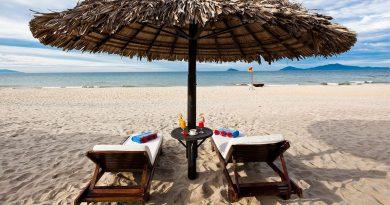 Спокойные пляжи Вьетнама для семейного отдыха