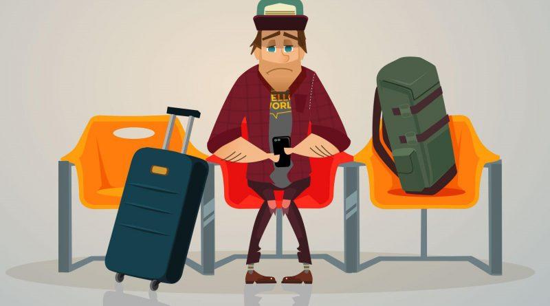 Что можно потребовать при задержке рейса