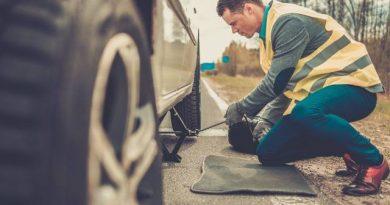 Пять правил для быстрой замены колеса