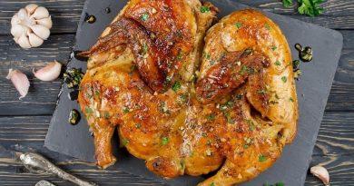 Курица по-аджарски