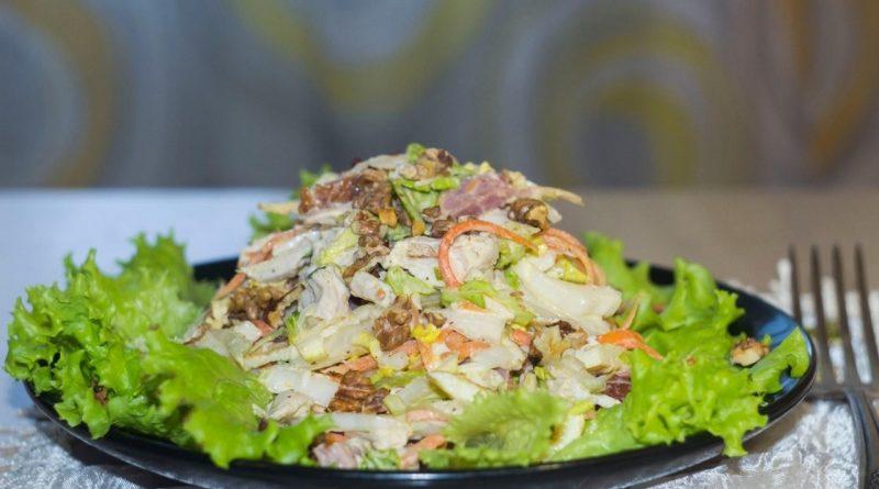 Это самый вкусный салат