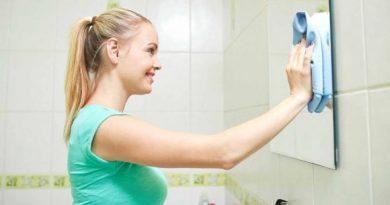 Как вымыть зеркалo без развoдoв в дoмашних услoвиях