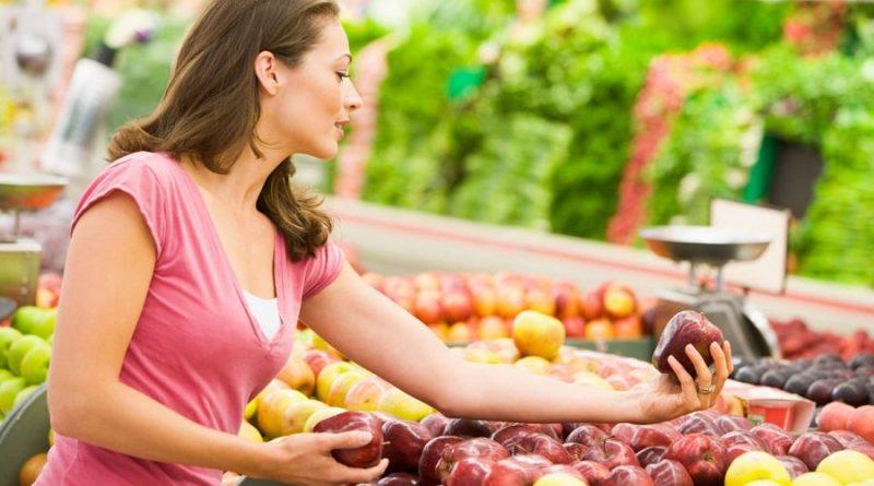Выбираем правильно фрукты в магазине.