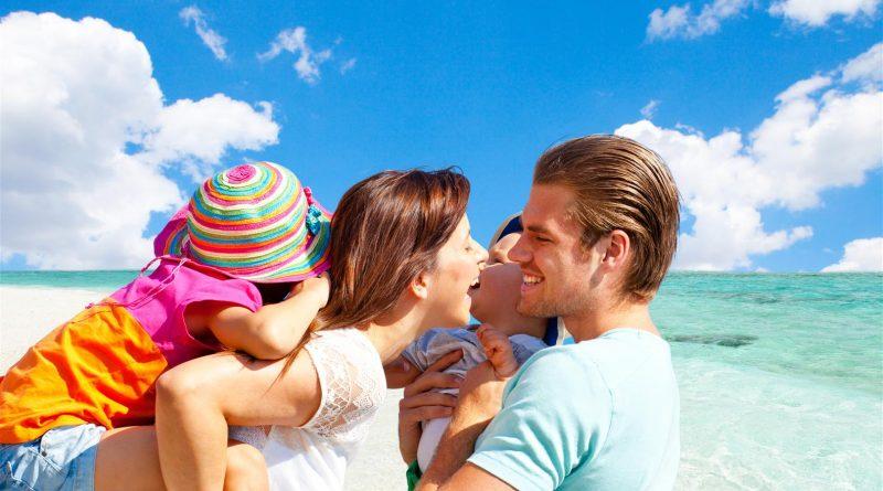 Лучшие виды семейного отдыха
