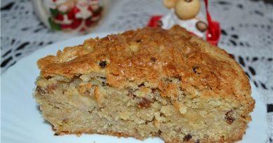 Староанглийский яблочный пирог
