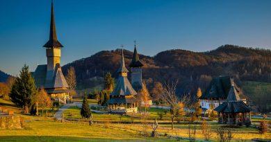 Что посмотреть в Румынии кроме замка Дракулы