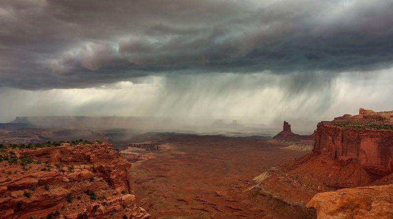 Где идут сухие дожди