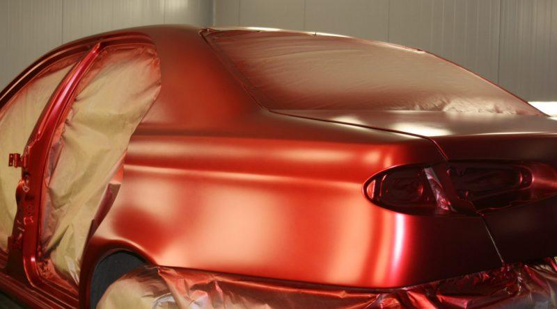 Как по окраске кузова определить, был ли автомобиль в серьезной аварии