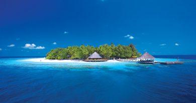 Удивительные острова в Индийском океане