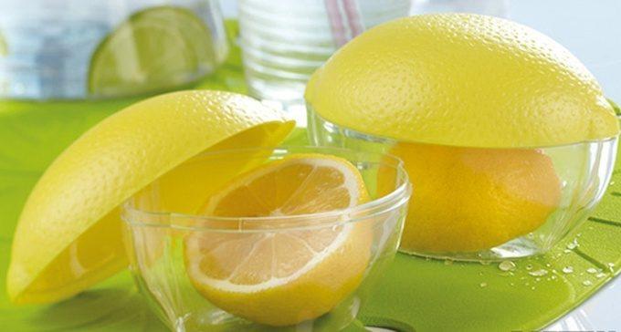 Как правильно хранить разрезанный лимон