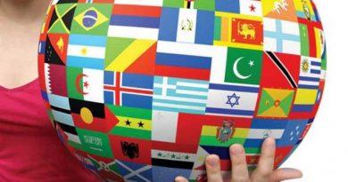 Какие языки самые распространенные в мире