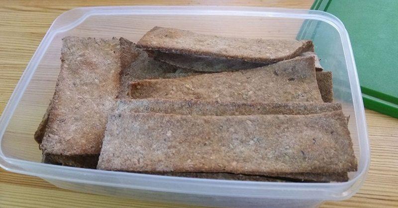 Как приготовить гречневые хлебцы