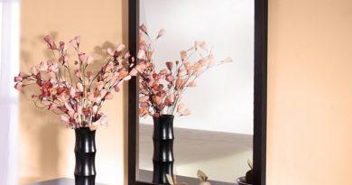 5 удачных мест для зеркала, о которых вы не догадывались.