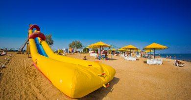 Лучшие курорты России для детей