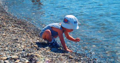Самые чистые и безопасные пляжи в Сочи, где можно отдохнуть с малышом