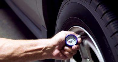 Почему в летнее время давление в шинах может сильно меняться