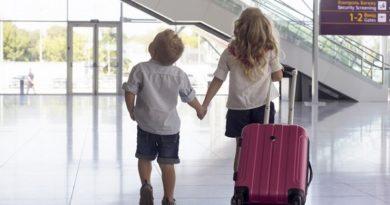 Как отправить ребенка в путешествие без сопровождения