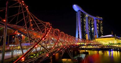 5 потрясающих архитектурных сооружений Сингапура