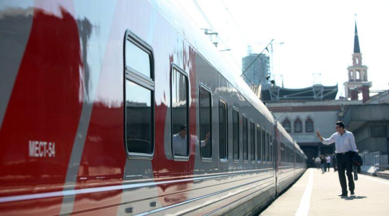 Некоторые нюансы путешествий на поезде