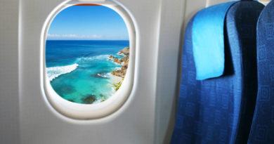 Самые лучшие и безопасные места в самолете