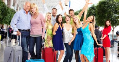 Как организовать поездку в путешествие для большой компании друзей