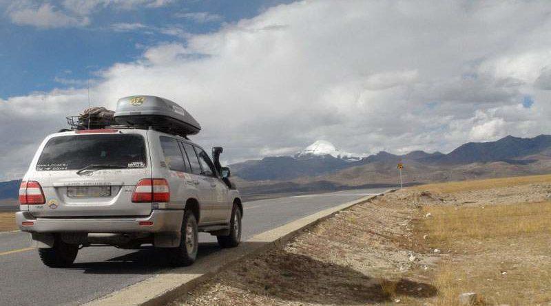Самостоятельное путешествие на автомобиле
