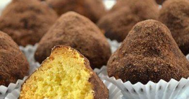 Печенье из вареных желтков