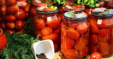 Заготавливаем помидоры на зиму без уксуса