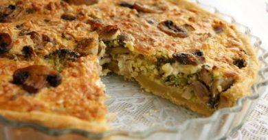 Лоранский французский пирог