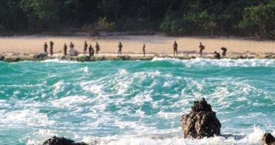 Сентинельский остров. Вход запрещен … всем