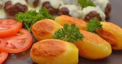 Ароматный картофель «Шато»