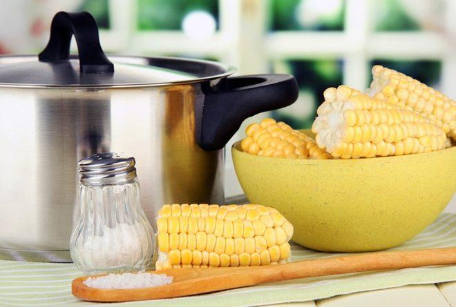 Как варить кукурузу в початках вкусно