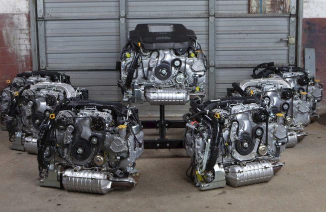 Топ 5 наиболее надежных двигателей