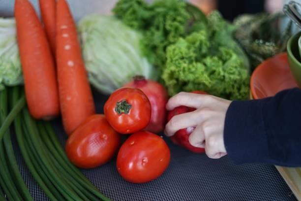 Какие овощи настоящие рекордсмены по содержанию витаминов