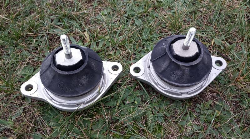 4 признака необходимости замены подушек двигателя