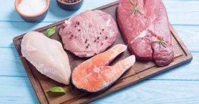 Где лучше покупать мясо, рыбу и птицу?