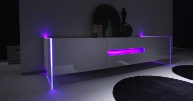 Почему не стоит делать подсветку мебели?