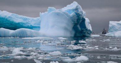Антарктида тает на глазах: еще минус 1,6 тысяч кв. километров