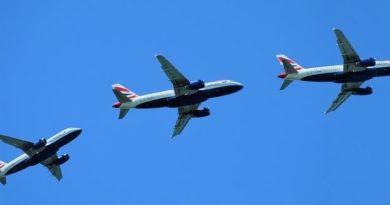 Британцы собираются обложить налогом часто летающих авиапассажиров