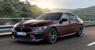 BMW рассекретила конкурента Porsche Panamera Turbo