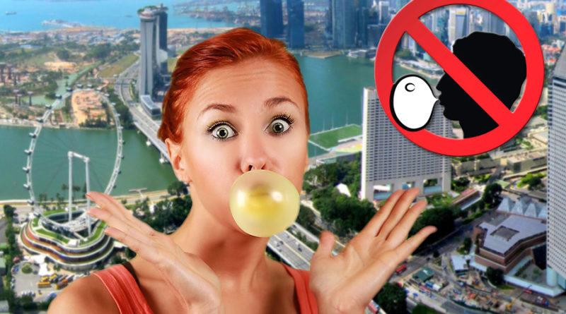 Какие запреты туристам в Сингапуре нельзя объяснить никакой логикой