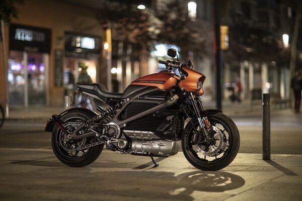 Harley-Davidson заморозил производство электрических мотоциклов