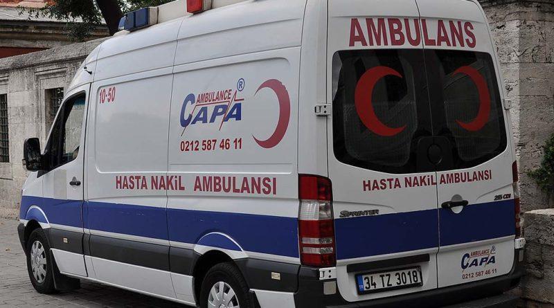 Российский турист погиб в Анталии, выпав с балкона отеля