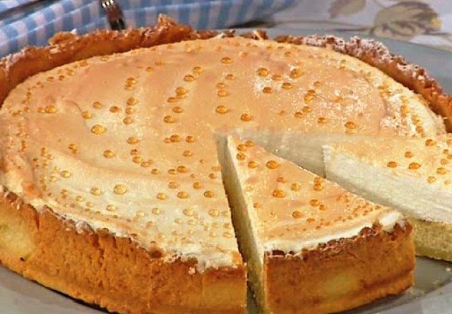 Творожный торт ″Слёзы ангела″
