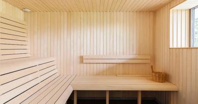 Каким материалом обшить баню изнутри?