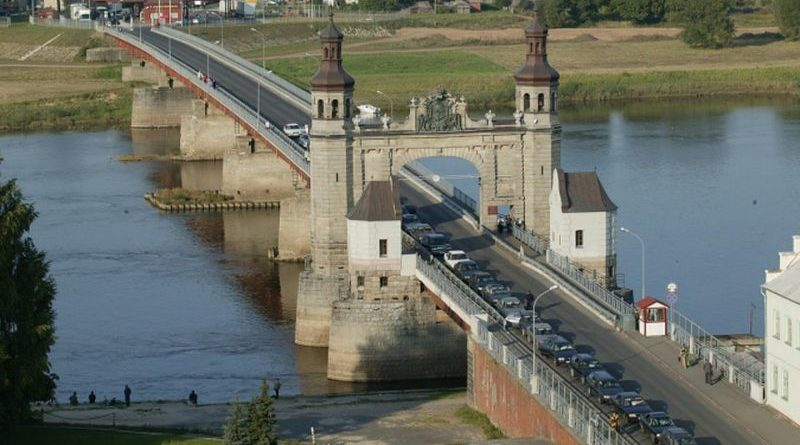 Переправа по реке Неман между Россией и Литвой может быть восстановлена