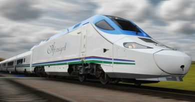У узбеков есть свой скоростной поезд, чем он отличается от российского